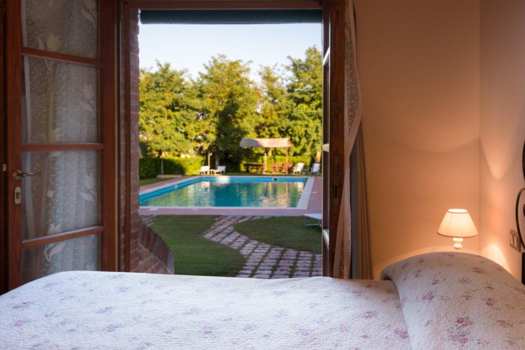 Trilocale 60mq la casa delle querce vacanze a montepulciano - La casa delle vacanze ...